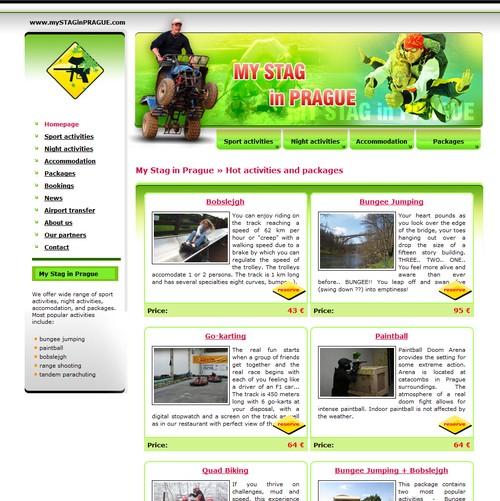 MyStagInPrague.com
