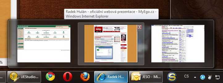 IE8 ve Windows 7