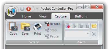 Pocket Controller Pro - screenshot a video