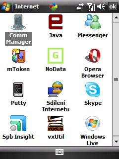 internetové aplikace