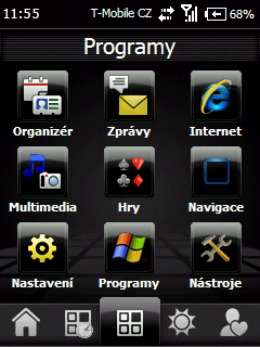 SPB Mobile Shell - screen 1