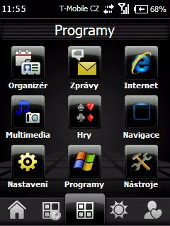 SPB Mobile Shell - screen 1