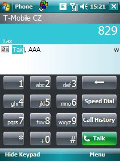 telefon se smartdial
