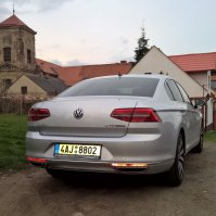 Passat B8 (240HP, 4Motion, DSG)
